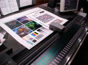 印刷濃度の測定